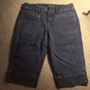Anne Klein Capris Jeans